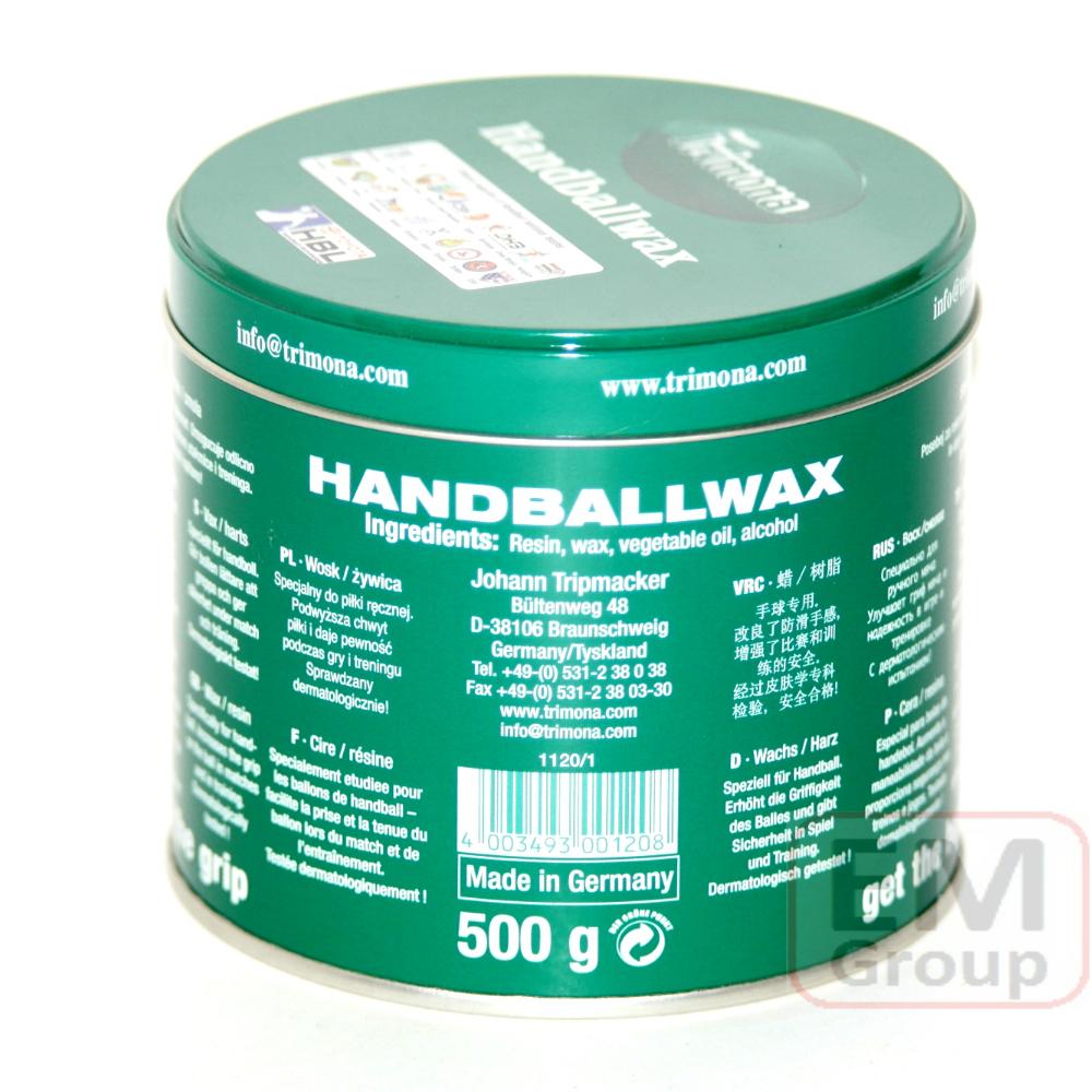Мастика гандбольная trimona handballwax гидроизоляция ленточного свайного фундамента